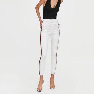 Zara High-Rise Shaper NWT Skinny Jeans